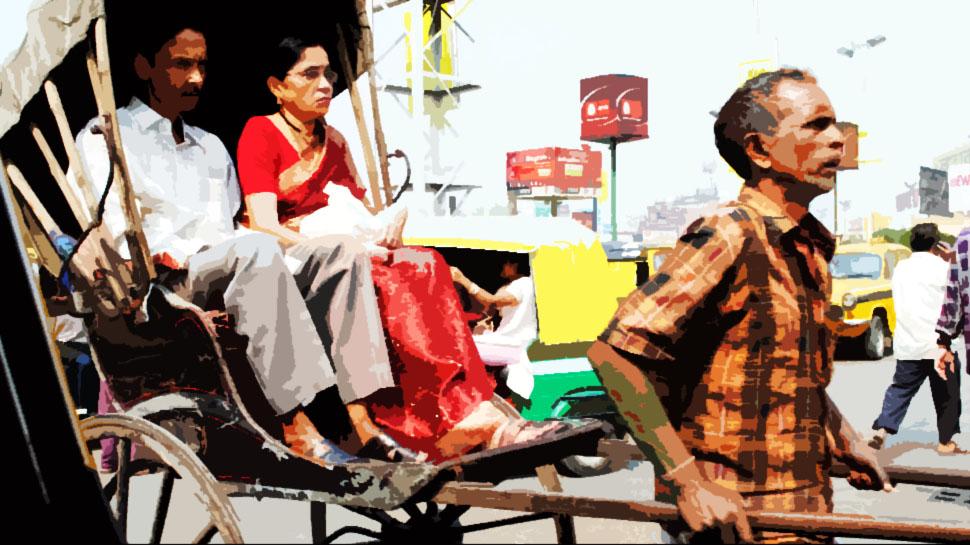 Kolkata Rikshaw